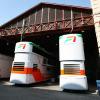 フォースインディア(2) (2011 F1 モーターホーム&トラック)  (c)Force India F1