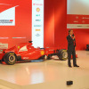 ルカ・ディ・モンテゼモロ(1) (2011 フェラーリ新車発表)  (c)Ferrari