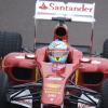 アロンソ、フィオラノでF150th Italiaをシェイクダウン(2) (2011 フェラーリ新車発表)  (c)Ferrari