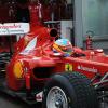アロンソ、フィオラノでF150th Italiaをシェイクダウン(5) (2011 フェラーリ新車発表)  (c)Ferrari