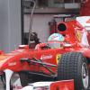 アロンソ、フィオラノでF150th Italiaをシェイクダウン(8) (2011 フェラーリ新車発表)  (c)Ferrari