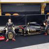 セナも加入の新生ロータス・ルノーGP、新車R31を披露(1) (2011 ロータス・ルノーGP新車発表)  (c)LOTUS RENAULT GP
