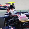 ハイメ・アルグエルスアリがSTR6をドライブ(3) (2011 F1バレンシアテスト)  (c)ToroRosso