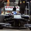 ルーベンス・バリチェロがFW33を初走行(1) (2011 F1バレンシアテスト)  (c)Williams F1
