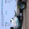 メルセデスGP、新シルバーアロー「MGP W02」を発表(1) (2011 メルセデスGP新車発表)  (c)MercedesGP