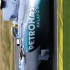 ニコ・ロズベルグがステアリングを握ったメルセデスGP W02のバレンシアでの初走行(4) (2011 F1バレンシアテスト)  (c)MercedesGP