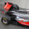 マクラーレンMP4-26はU字型サイドポッドを採用(2) (2011 マクラーレン新車発表)  (c)McLaren