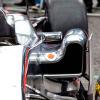 マクラーレンMP4-26はU字型サイドポッドを採用(6) (2011 マクラーレン新車発表)  (c)LAT