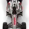 マクラーレンMP4-26はU字型サイドポッドを採用(13) (2011 マクラーレン新車発表)  (c)LAT