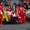 フェリペ・マッサ(フェラーリF2012) (2012/2/8 F1ヘレステスト)  (c)LAT