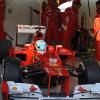 フェルナンド・アロンソ(フェラーリF2012) (2012/2/9 F1ヘレステスト)  (c)Ferrari