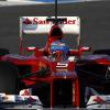 フェルナンド・アロンソ(フェラーリF2012) (2012/2/9 F1ヘレステスト)  (c)LAT