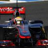 ルイス・ハミルトン(マクラーレンMP4-27) (2012/2/9 F1ヘレステスト)  (c)LAT