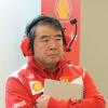 フェラーリの浜島も活躍中!! (2012/2/8 F1ヘレステスト)  (c)LAT