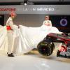 マクラーレン、新車MP4-27を発表(3) (2012 F1新車発表)  (c)LAT