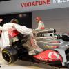 マクラーレン、新車MP4-27を発表(6) (2012 F1新車発表)  (c)LAT