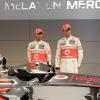 マクラーレン、新車MP4-27を発表(8) (2012 F1新車発表)  (c)LAT