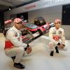 マクラーレン、新車MP4-27を発表(9) (2012 F1新車発表)  (c)LAT