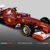フェラーリ、段差ノーズの新車「F2012」を発表 (2012 F1新車発表)  (c)Ferrari
