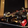 ロータスE20発表、ノーズはなだらかな段差 (2012 F1新車発表)  (c)autosport.com