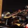 ロータスE20発表、ノーズはなだらかな段差 (2012 F1新車発表)  (c)LAT