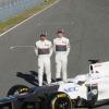 ザウバー、新車「C31」も段差ノーズを採用 (2012 F1新車発表)  (c)Sauber