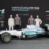 メルセデスAMG、新車W03を正式に披露  (c)Mercedes AMG