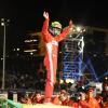 フィアット500sのレースではマッサが優勝  (c)Ferrari