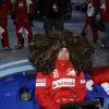 氷上レースイベント (2012 Wrooom)  (c)Ferrari