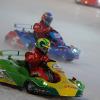 氷上カートレース アロンソ vs マッサ (2012 Wrooom)  (c)Ferrari